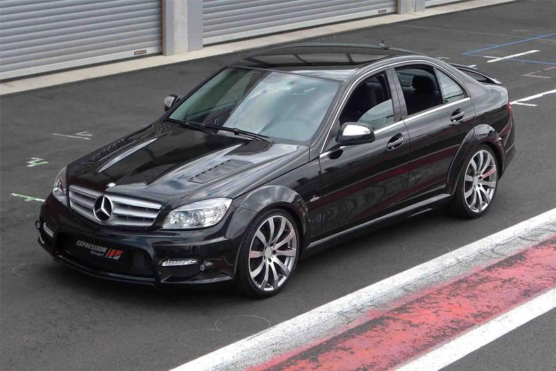W204 by expression.be