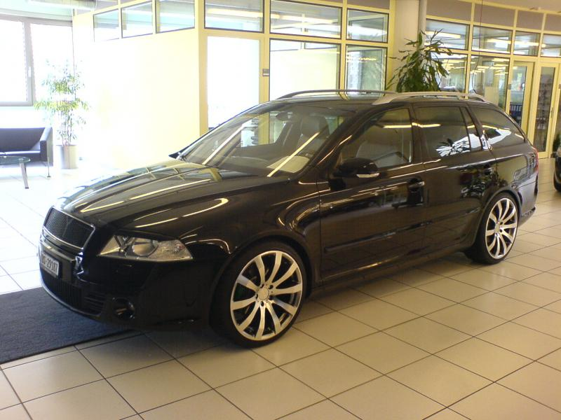 Skoda Octavia by Forcar