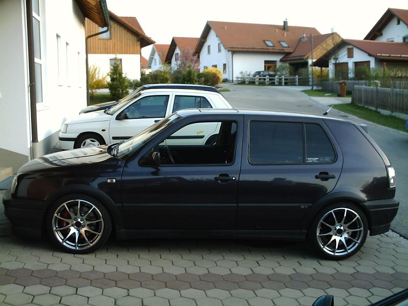 VW Golf III VR6 Turbo