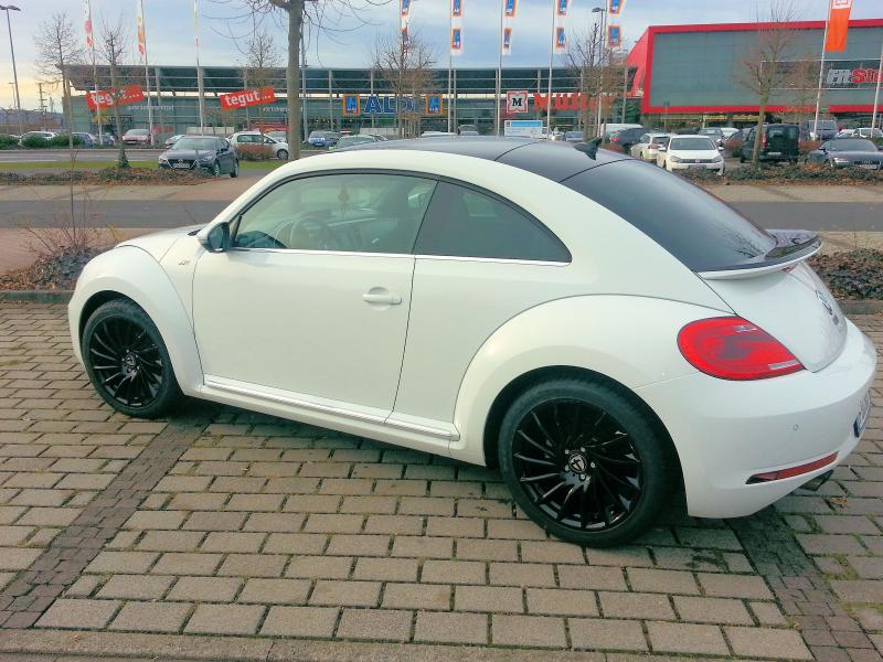 VW Beetle - TN16 black painted