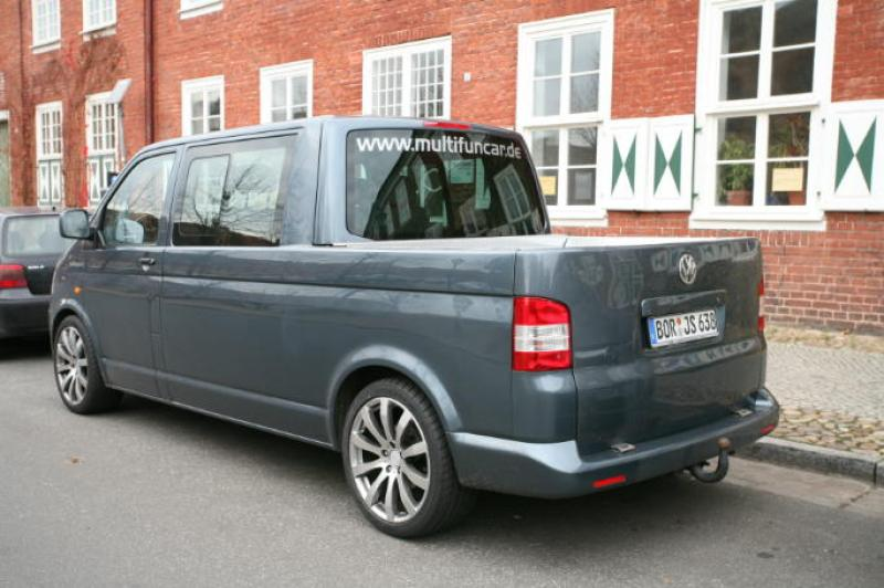 VW T5 by multifuncar.de
