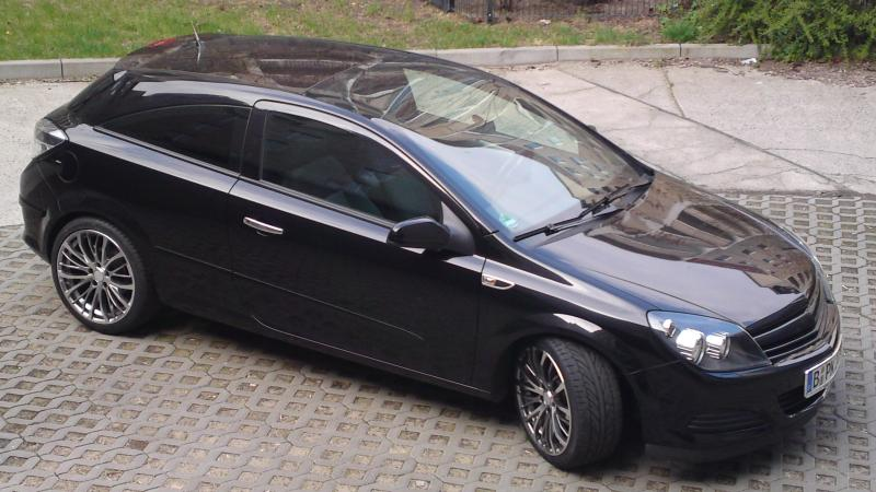 Opel Astra A-H GTC