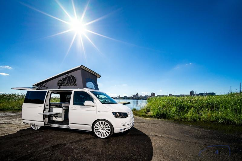 "VW T6 + TN16 10x22"" by bus4fun.de"