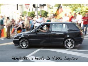 VW Golf III VR6 Syncro