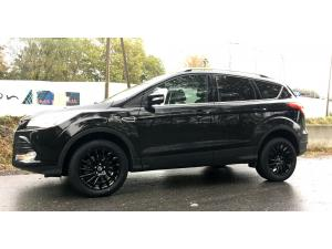 TN16 Black painted - Ford Kuga