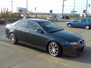 Honda Accord by forcar.ch
