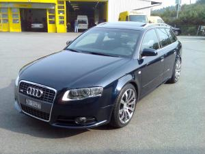 Audi A4 by Forcar