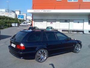 BMW 5er E39 by forcar.ch