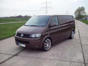 VW Bus T5 Facelift