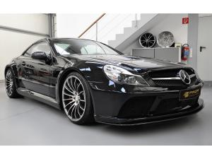 Mercedes SL BlackSeries