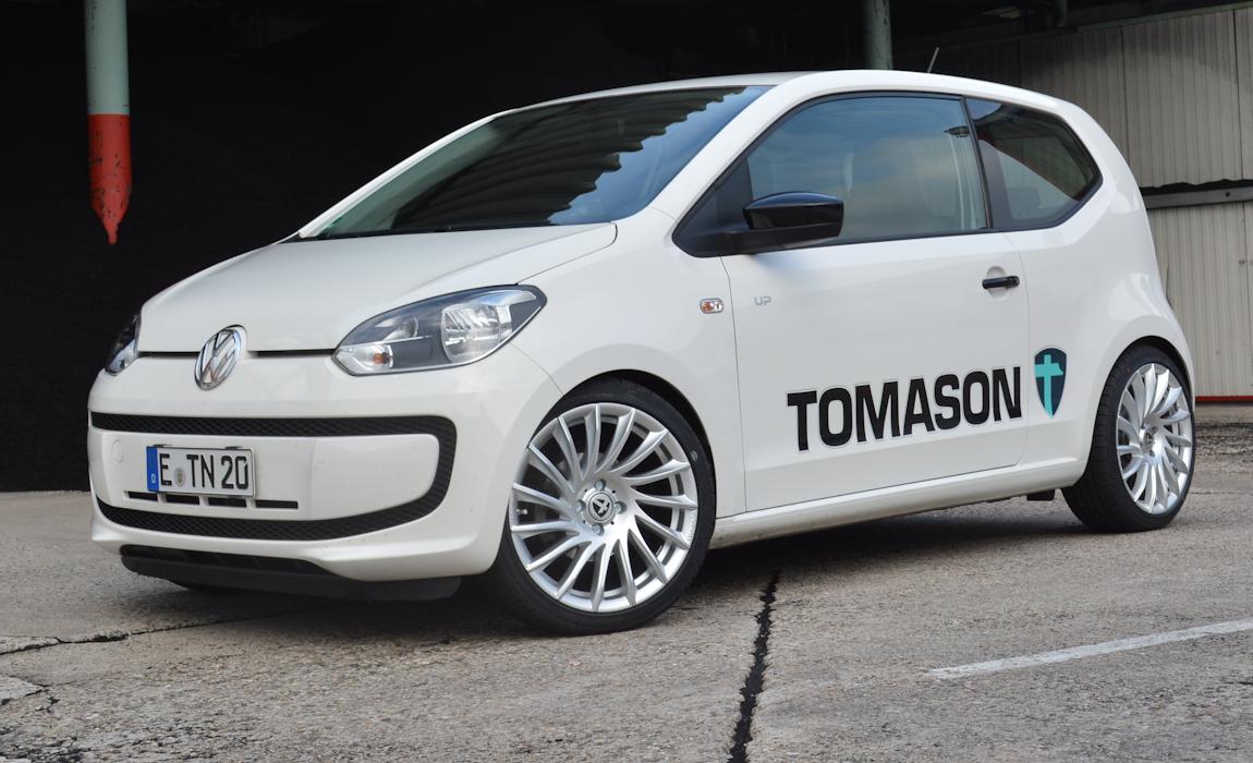 Tomason TN16 bright silver