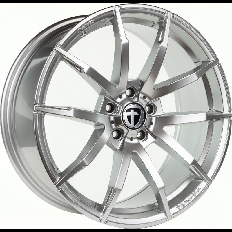 Tomason TN10 high gloss silver