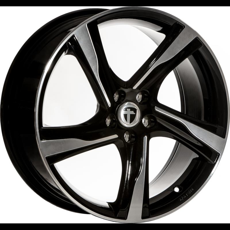 Tomason RL2 black polished
